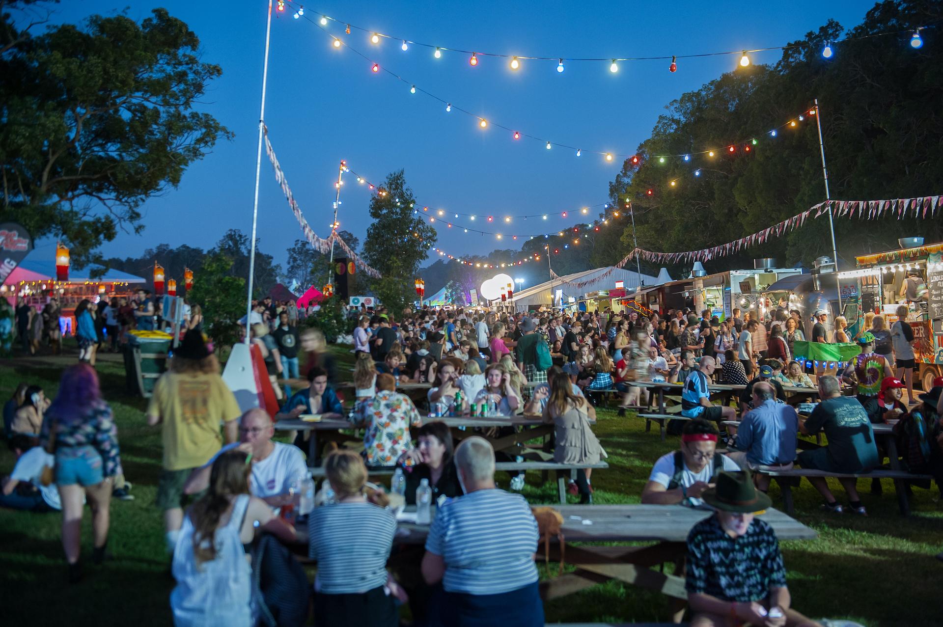 Australian Music Festivals 1