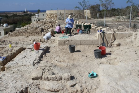 News Unearthing-rich-history Trench 16a and 16b